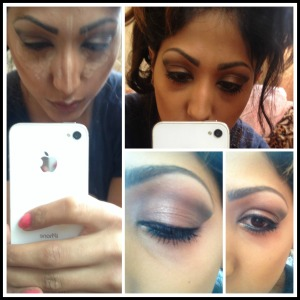 highlighting and contouring, eye makeup, defined eyes, brows
