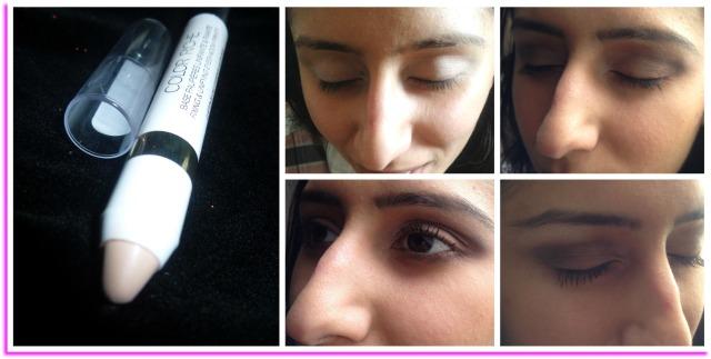 Eye primer, Loreal Fixing & Unifying Eyeshadow Primer